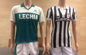 Z szablą na czołg, czyli Lechia - Juventus 1983