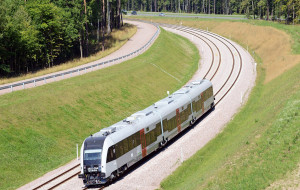 Rozpoczęły się testy na linii PKM. Pociągi przejadą kilka tysięcy kilometrów
