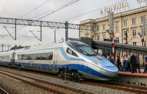 Szybciej koleją do Wrocławia, Warszawy i Krakowa