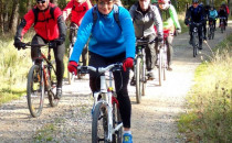 Wzgórza Przywidzkie na rowerze