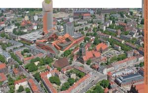 Ministerstwo nie zgadza się na 200-metrowe wieżowce w Gdańsku