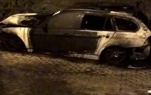 Kolejne pożary samochodów w Gdańsku