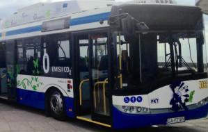 Trolejbus na Skwer Kościuszki przez cały rok