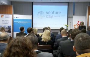 Venture Day, czyli szansa na partnerstwo biznesowe
