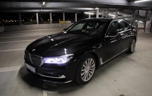 BMW serii 7: bawarski szef wszystkich szefów