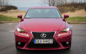 Lexus IS 200t: samuraj z nowym sercem