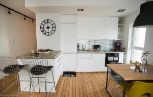 Jak oni mieszkają: nowoczesne mieszkanie singielki