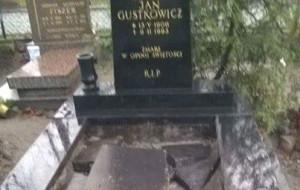 Sprofanowano grób znanego gdańskiego kapłana