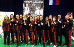 Klub karate podsumował rok 2015 rok