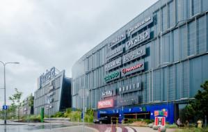 Parking centrum handlowego nie dla pracowników