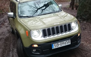 Jeep Renegade 4x4. Wykracza poza asfalt