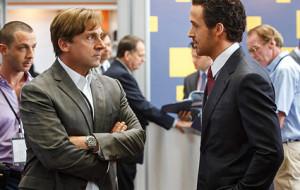 """Gosling, Pitt i Bale uczą ekonomii. Gwiazdorski """"Big Short"""" już w kinach"""