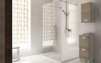 Łazienka. Odpływy liniowe - praktyczne i modne