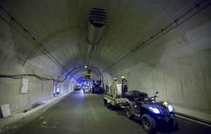 Tunele pod Martwą Wisłą na ostatniej prostej przed otwarciem