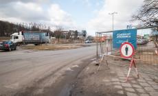 Rusza budowa przejścia pod Okopową. Piesi w potrzasku