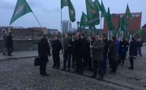 Protest Młodzieży Wszechpolskiej