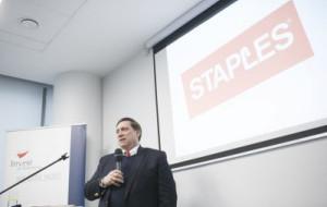 Staples otwiera nowe biuro. Zapowiada wzrost zatrudnienia