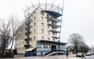 Była siedziba Nordei do rozbiórki
