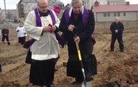 Rozpoczęła się budowa kościoła na Łostowicach
