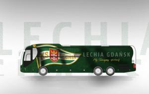 Podróżuj na mecze z piłkarzami Lechii