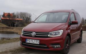 Volkswagen Caddy - typ wszechstronny