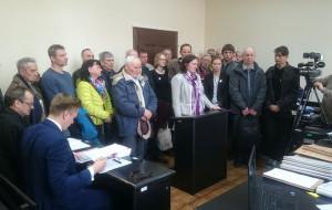 Gdańska radna przed sądem za zakłócenie Marszu Równości