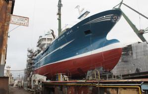 Dwa nowe trawlery powstaną w Stoczni Nauta