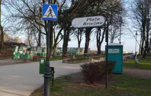 Okolice plaży w Brzeźnie zmienią się na lepsze