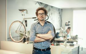 Creme Cycles  - luksusowe rowery byłego lidera Blendersów