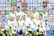 Judoczki z Gdańska w najlepszej drużynie Europy