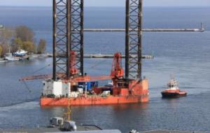 """Ruszyła przebudowa platformy """"Petrobaltic"""". Kontrakt trafił do Nauty"""