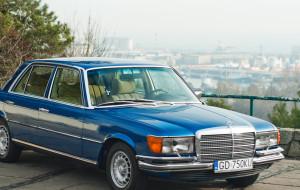 W niedzielę wystawa Mercedesów