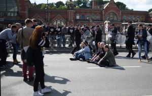 15 manifestacji jednego dnia. Gdańscy urzędnicy apelują o zmianę tras