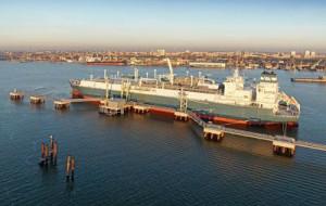 Gaz-System planuje pływający terminal gazowy na Zatoce Gdańskiej