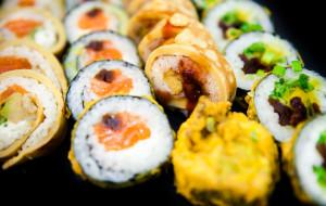 Spróbuj tradycyjnego sushi w New Kansai Sushi
