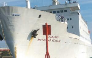 """Statek z """"Titanica"""" przypłynął do Gdańska"""