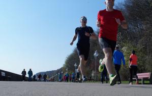 Nie będzie osobnej ścieżki dla biegaczy przy bulwarze