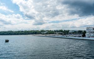 Wraca taras widokowy przy Akwarium Gdyńskim