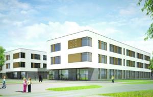 Nowa szkoła w Wiczlinie w 2018 roku