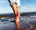 Bądź dobry dla swoich stóp latem