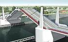 Budowa mostu w Sobieszewie coraz bliżej