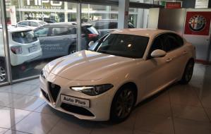 Alfa Romeo Giulia przyjechała do Auto Plus w Gdańsku