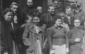 Nieznane zdjęcia z egzekucji oprawców ze Stutthofu