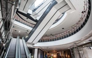 Nowe centrum handlowe trzy miesiące przed otwarciem