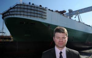 Mateusz Filipp nowym prezesem Remontowa Shipbuliding