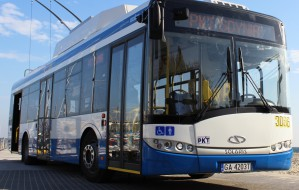 1,2 mln zł na nową pętlę trolejbusową w Gdyni