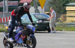 Motocykliści znowu ścigają się na ulicach Gdyni