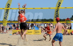 Aktywny weekend ze sportami plażowymi