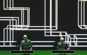 Zespół Kraftwerk wystąpił w Operze Leśnej
