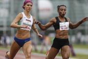 Sopocka sprinterka chce poprawić wynik z Londynu